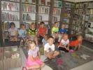 Zajęcia Cykliczne w Gminnej Bibliotece Publicznej w Zwierzyn